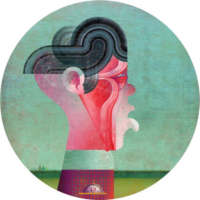 Pereza: Ilustración por Christian Montenegro