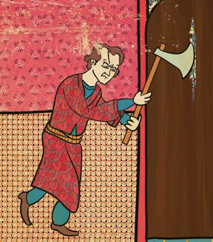 Carteles de películas en Arte Oriental por Murat Palta - The Shining