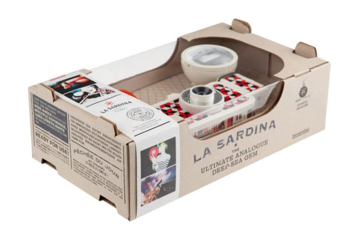La Sardina - Cubic