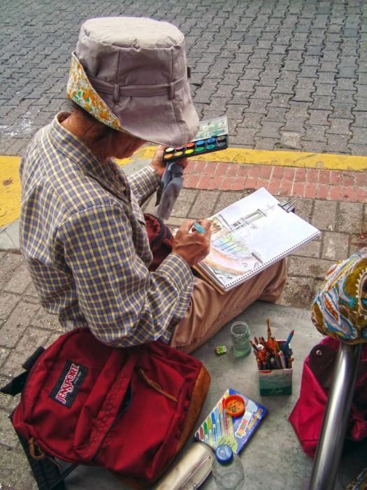 Dibujantes Urbanos