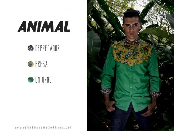 Valentina Camacho - Colección Compuesto - Animal
