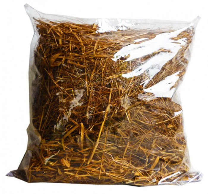 Cojín: plástico con relleno natural de heno por Seria2