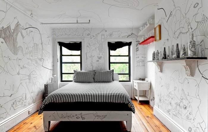 Shantell Martin - Habitación