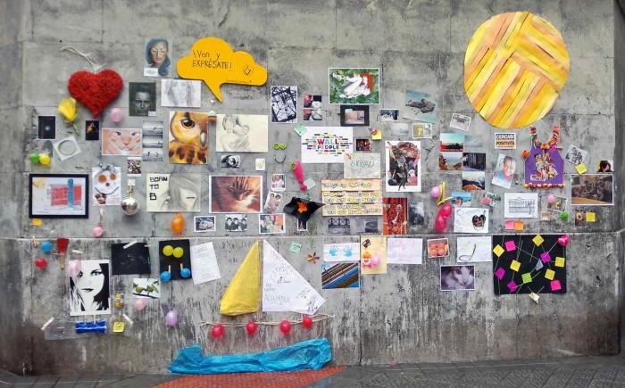 Wallpeople Bilbao 2012