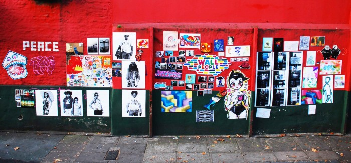 Wallpeople Buenos Aires 2012