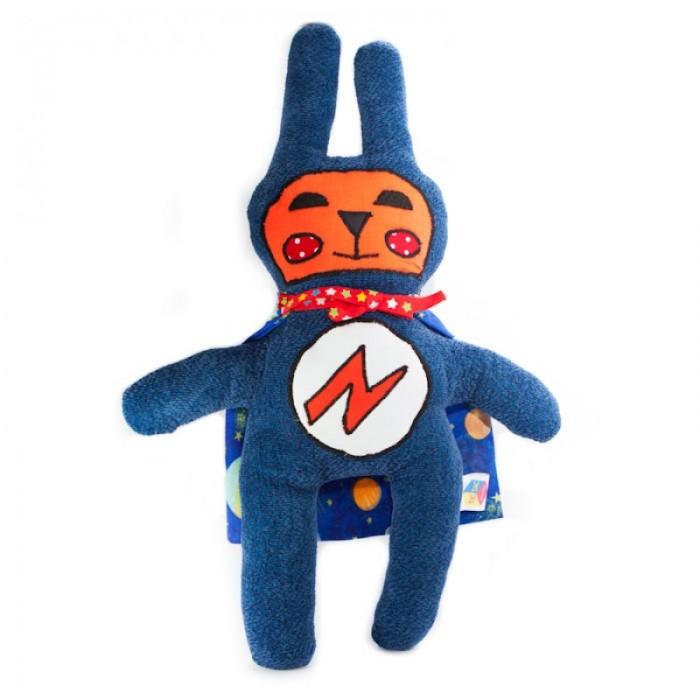 Conejo Superhéroe por Tic Tac Educativo