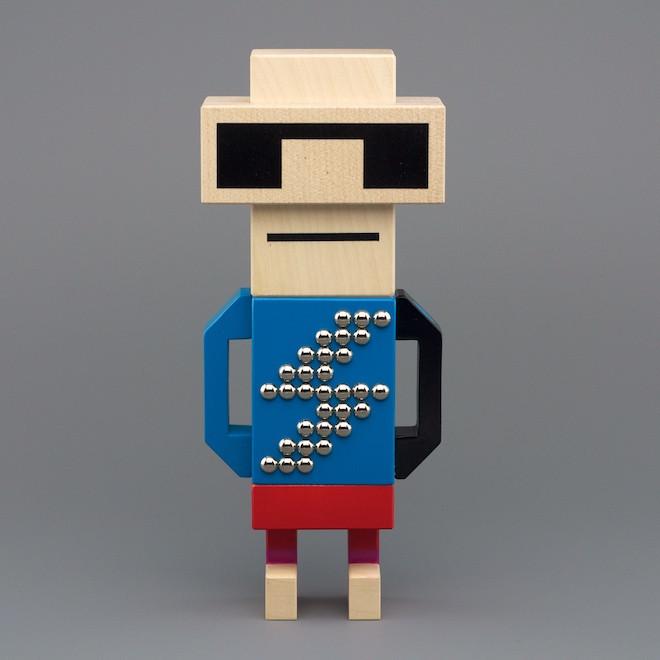 eBoy - Blockbob Toys - Frog