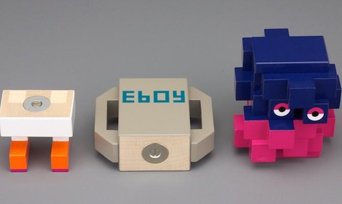 eBoy - Blockbob