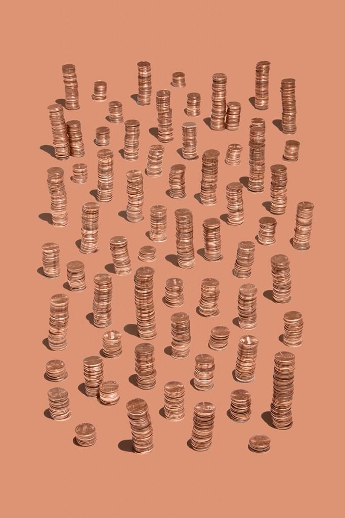 Crayola Theory | Copper - #DD9475