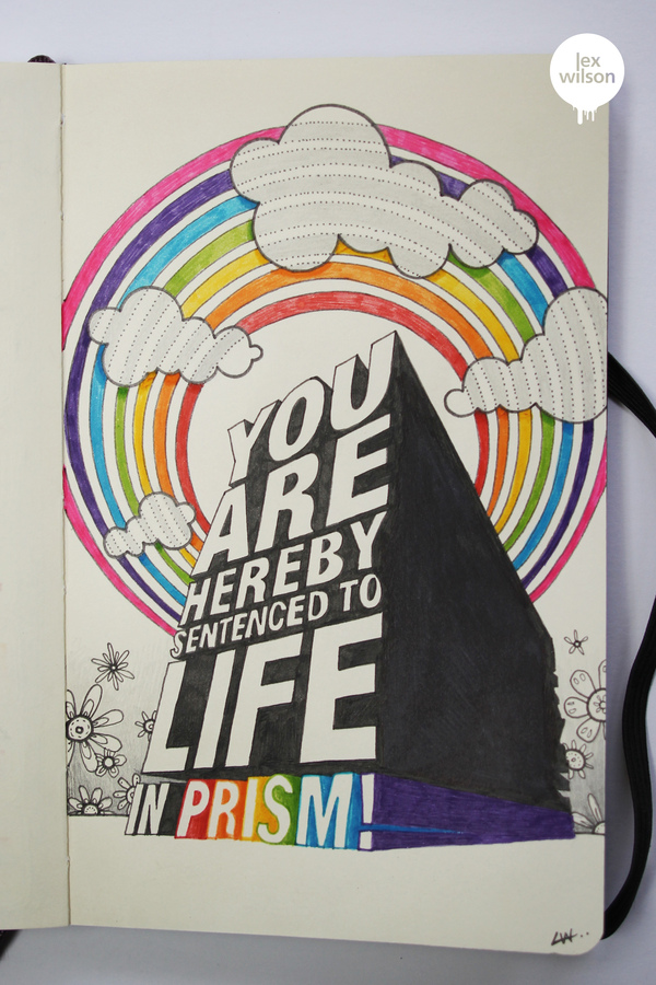 Life in Prism by Lex Wilson