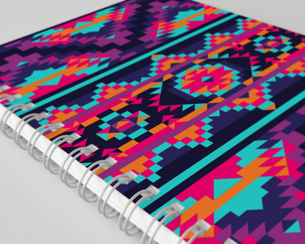Native - Cuaderno Pixel Art por Exarock