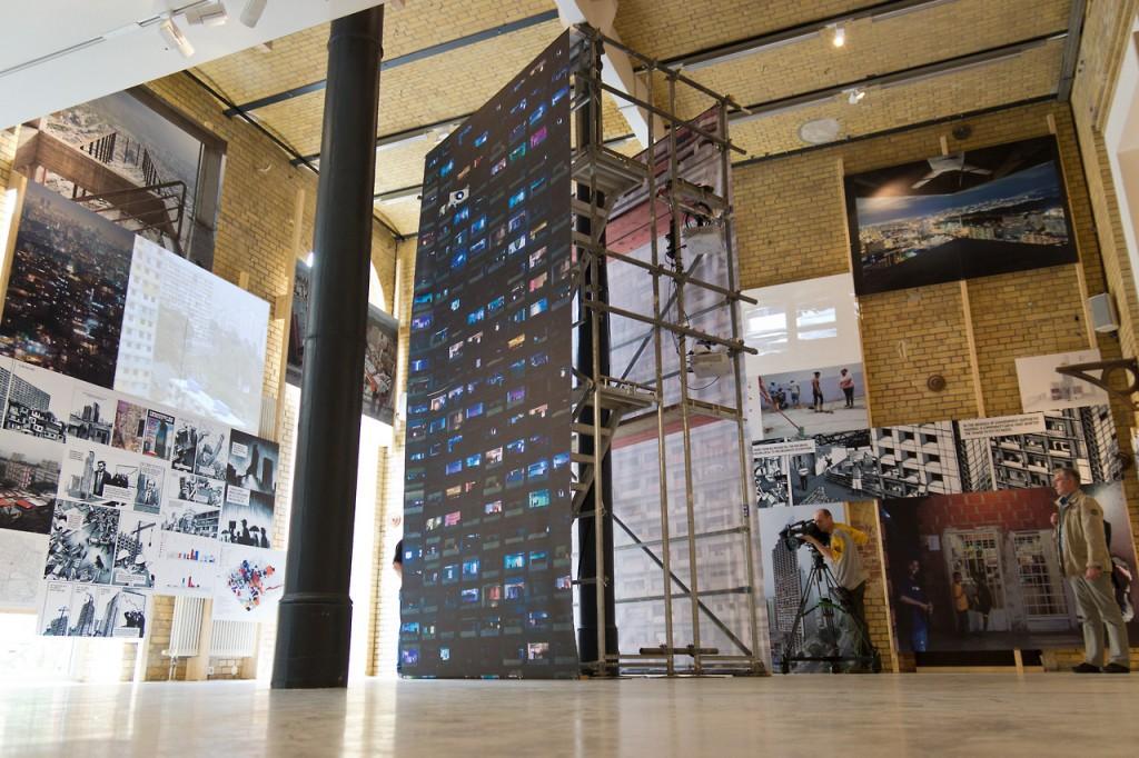 Exhibición: Beyond Torre David