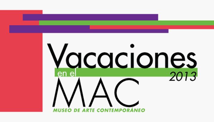 Talleres Vacacionales en el MAC Caracas 2013