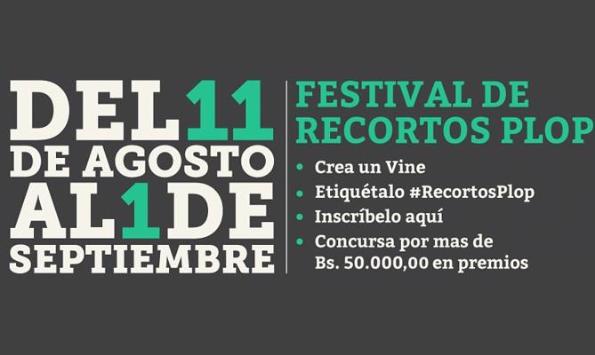 Festival Recortos PLOP