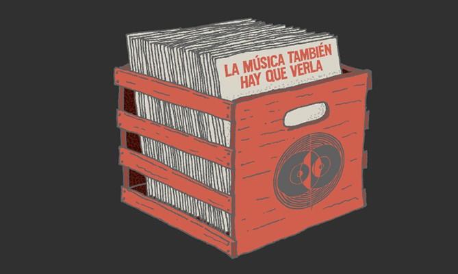 La Música También Hay Que Verla (Exposición)
