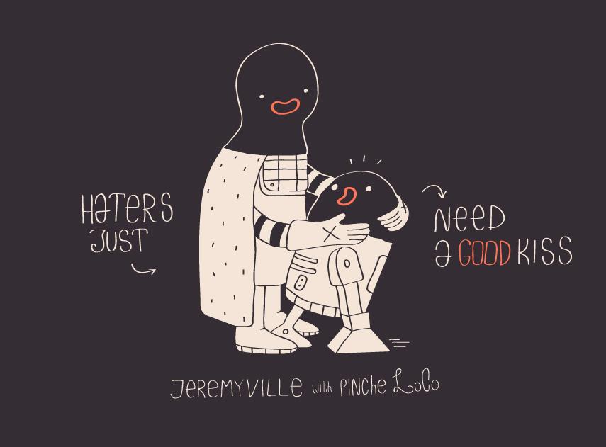 Jeremyville por Pinche Loco