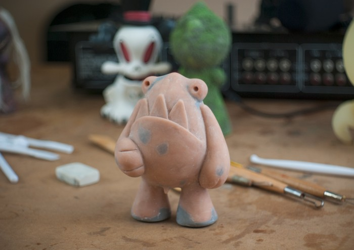 Tutorial Un Designer Toy - Prototipo