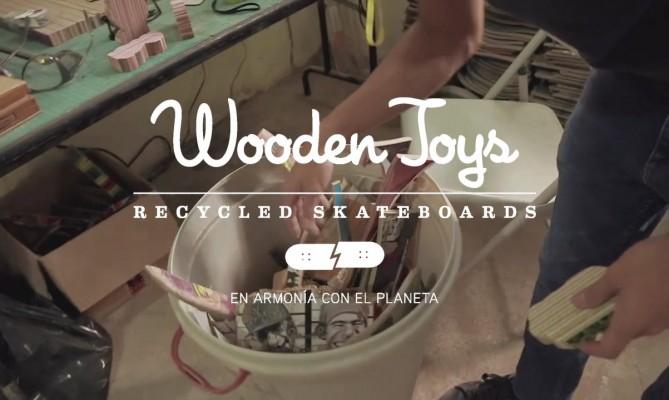 Wooden Toys - Fábrica de Malvaviscos
