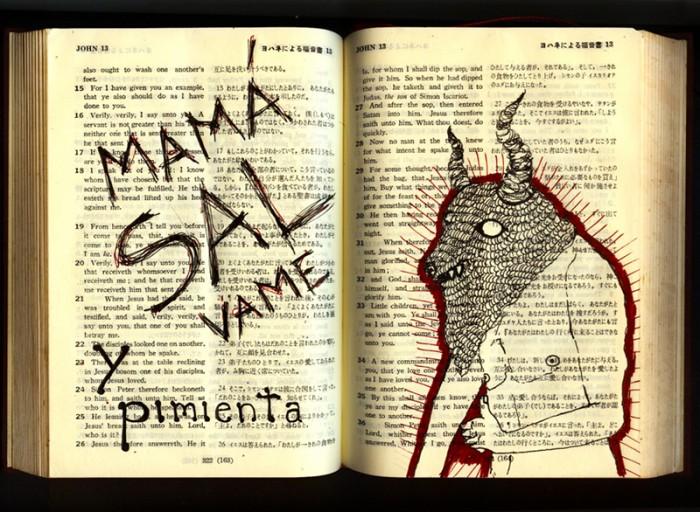 Ilustraciones de Pablo Camacho