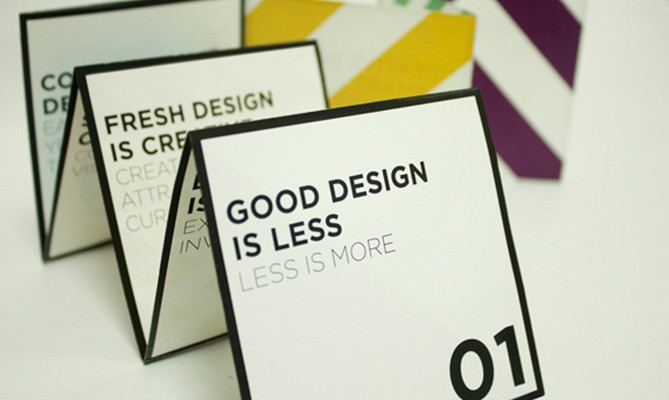 Destacada - Good Design Manifesto
