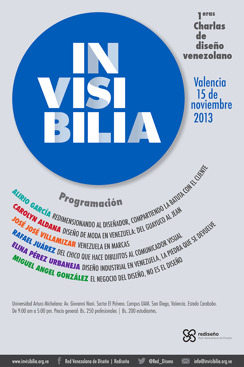 INVISIBILIA Valencia 2013