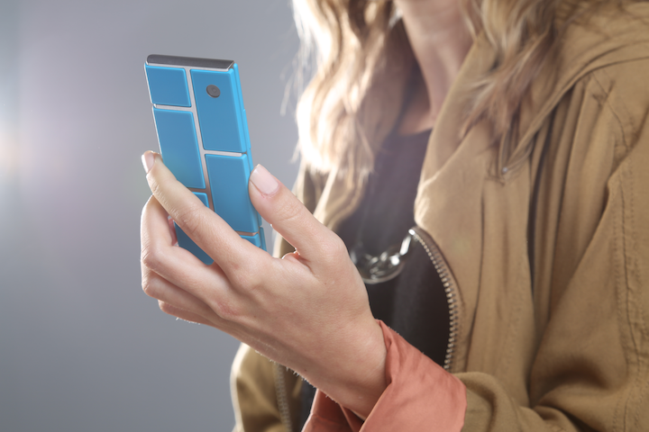 Project Ara: Motorola y Phonebloks