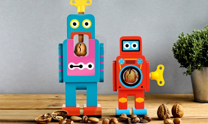 Robots Cascanueces