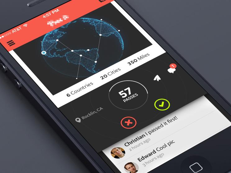 Proyecto: Globe UI. Cliente: Confidencial