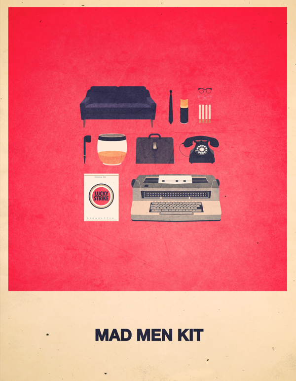 Alizée Lafon - Mad Men Kit