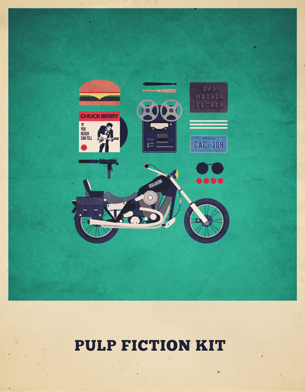 Alizée Lafon - Pulp Fiction Kit