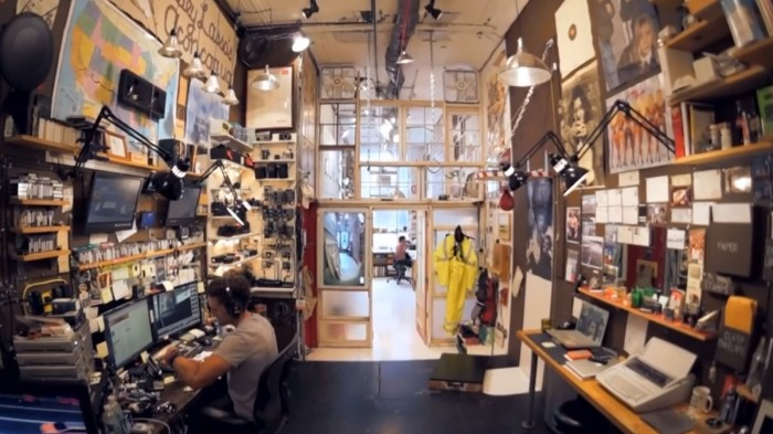Casey Neistat Studio