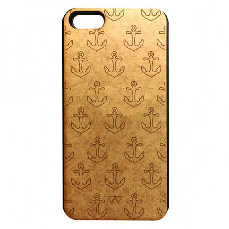 Tecnología / Gadgets - Case de madera para iPhone 5 por Woodly Universe