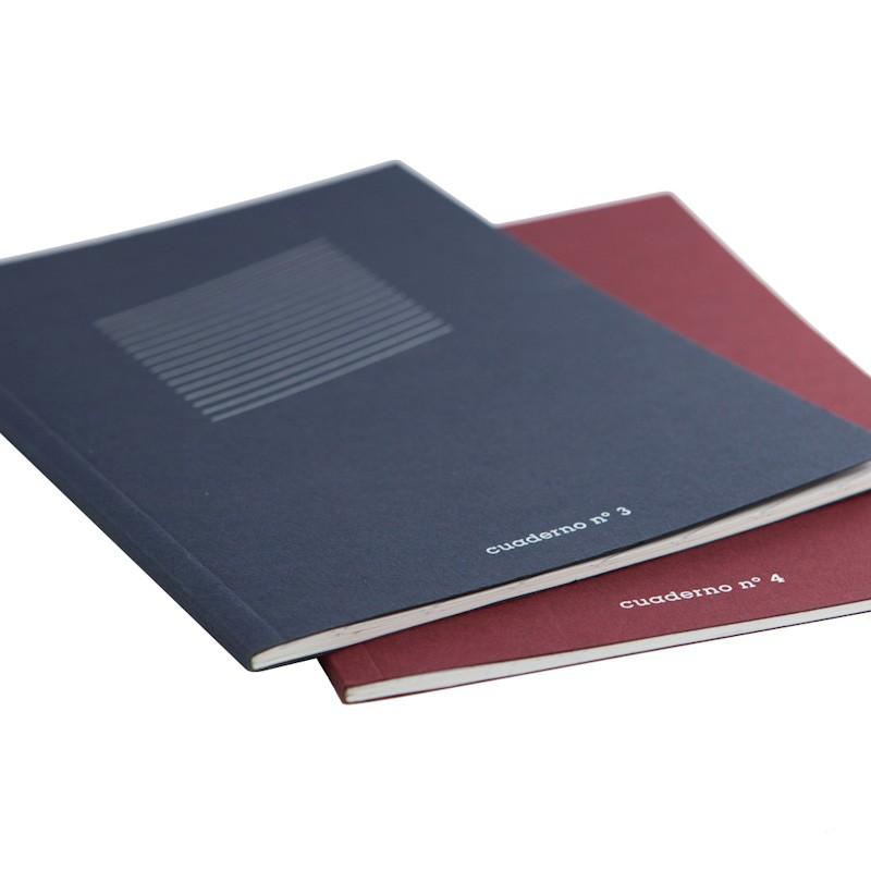 Accesorios Creativos - Set de Cuadernos #3 y #4 por Jaime Narváez