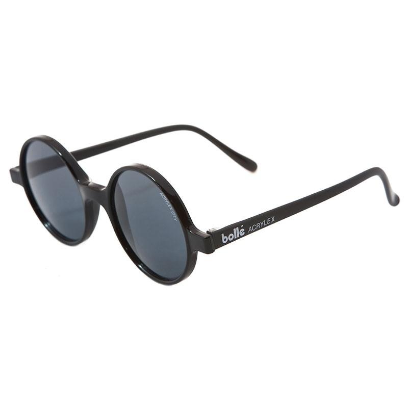 Accesorios - Gafas de sol Bollé 464, montura negra, lentes negros