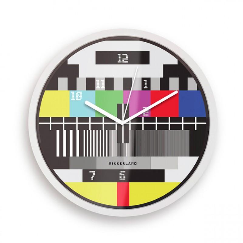 Accesorios para el Hogar / Decoración - Reloj de Pared Kikkerland por Martijn Deurloo