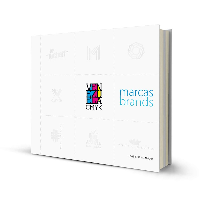 Libro (Diseño en Venezuela) - Venezuela CMYK: Marcas, por José José Villamizar