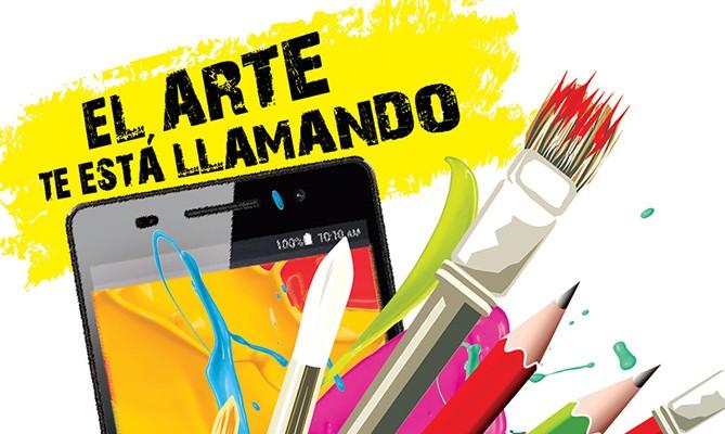 Concurso de Diseño: El Arte te está llamando