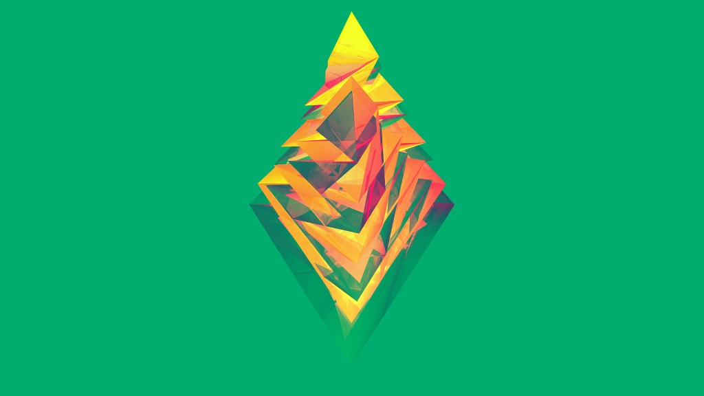 FACETS Wallpapers por Justin Maller
