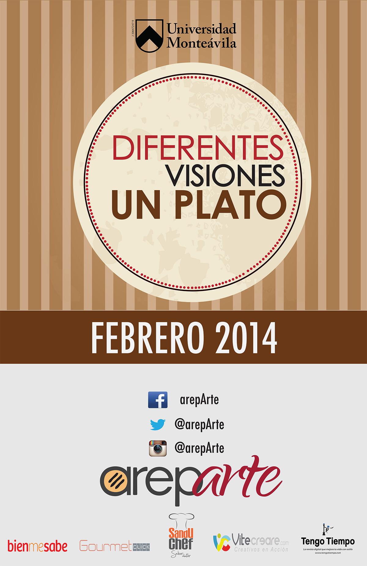 arepArte: Febrero 2014