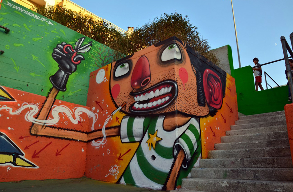 Hair Cut (Conversano, 2012) por Mr.Thoms