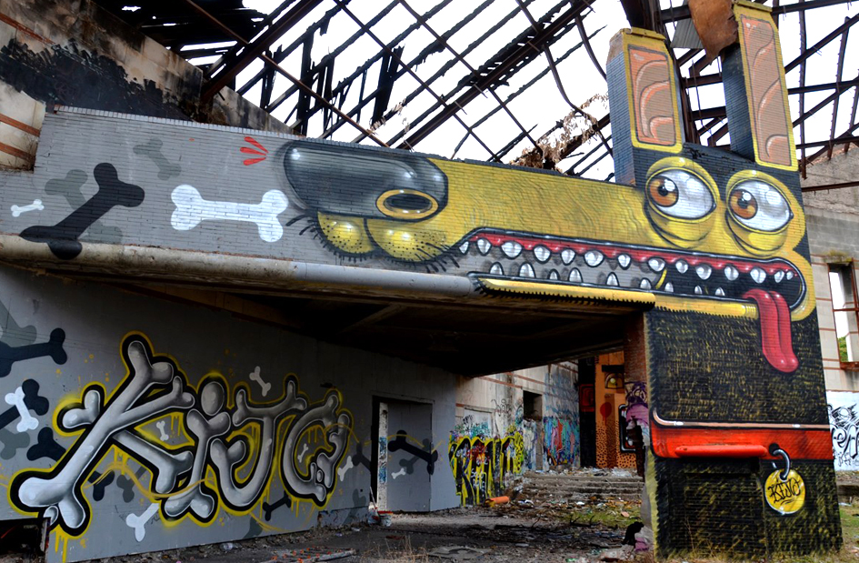 My Little Kijo (Roma, 2012) por Mr. Thoms