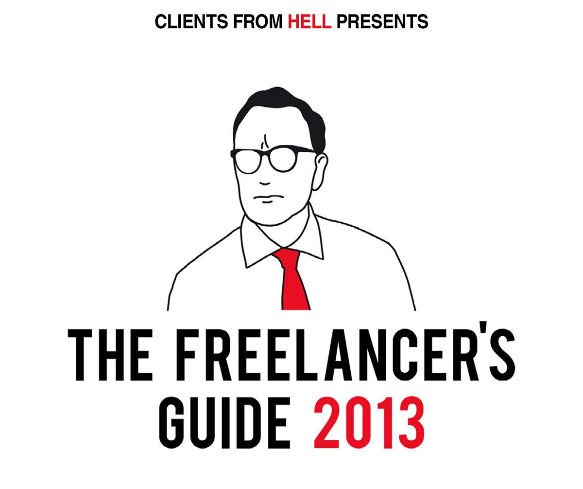The Freelancers Guide 2013 (Guía para el Diseñador Freelance) por Bryce Bladon