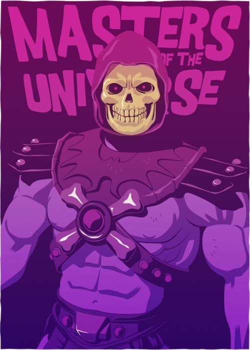 Skeletor, el señor de la destrucción.
