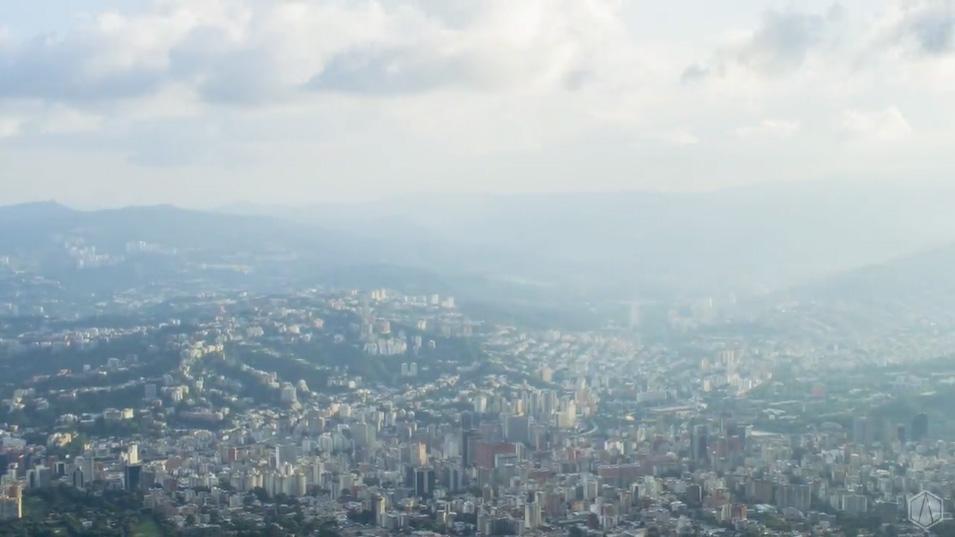 Caracas Activa - Vista desde El Ávila (Día)