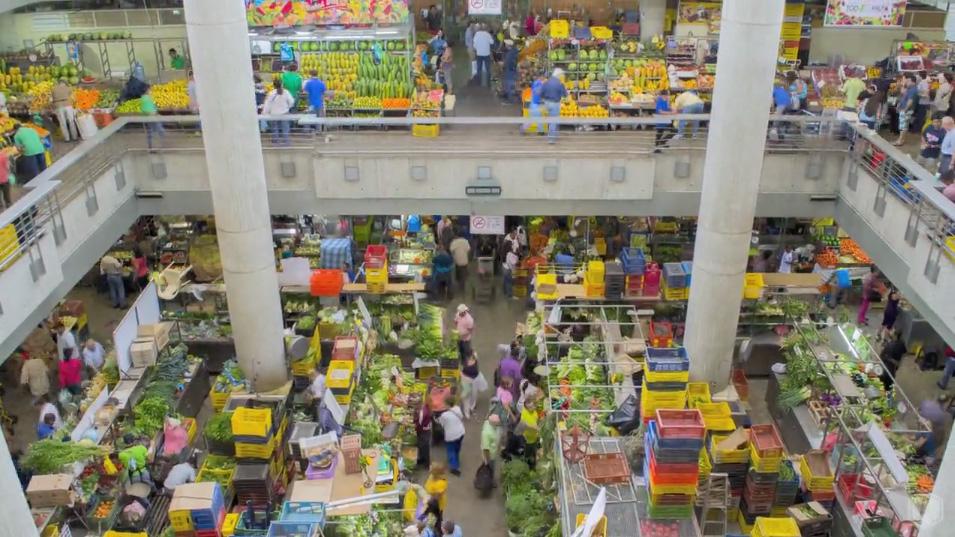 Caracas Activa - Mercado de Chacao