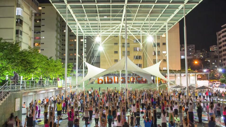 Caracas Activa - Plaza Los Palos Grandes