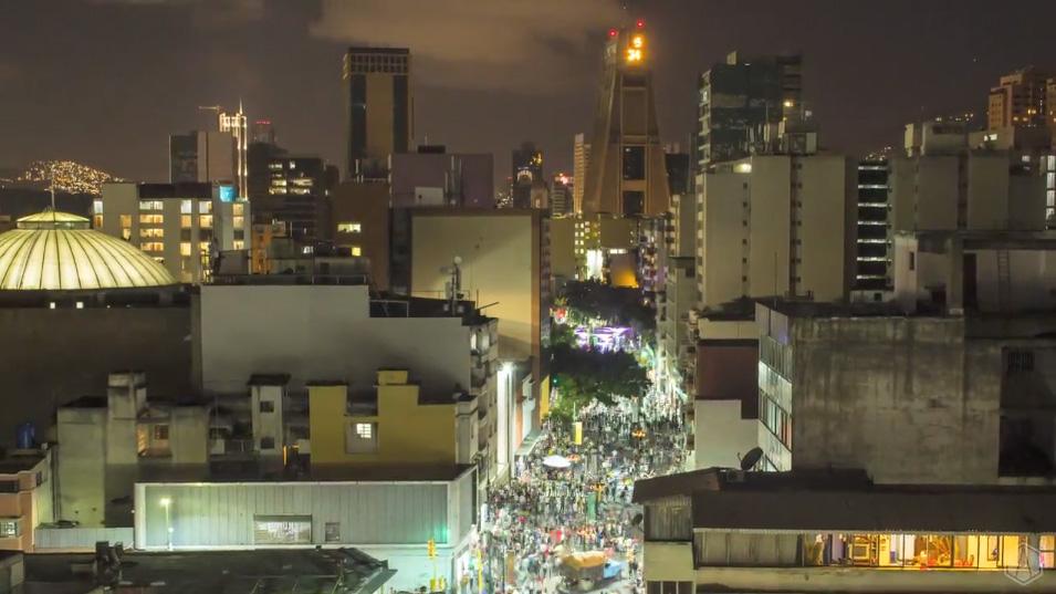 Caracas Activa - Bulevar de Sabana Grande