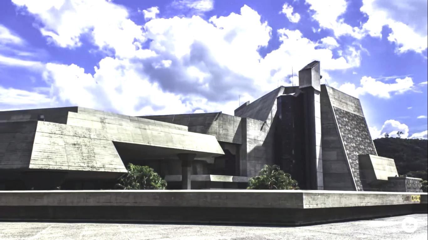 Perspectivas: Timelapse de Caracas. Teatro Teresa Carreño. Por Diego Mojica