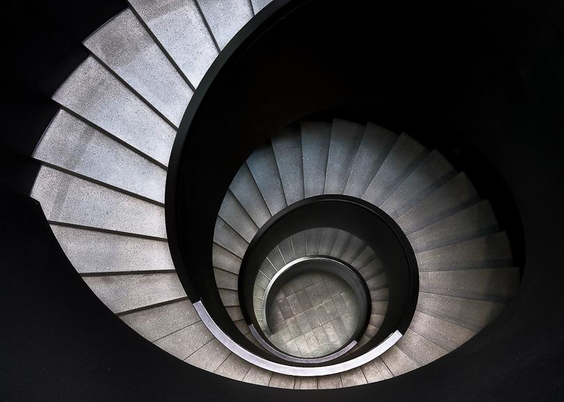 The Minimalist - Fotografía por Christopher Domakis