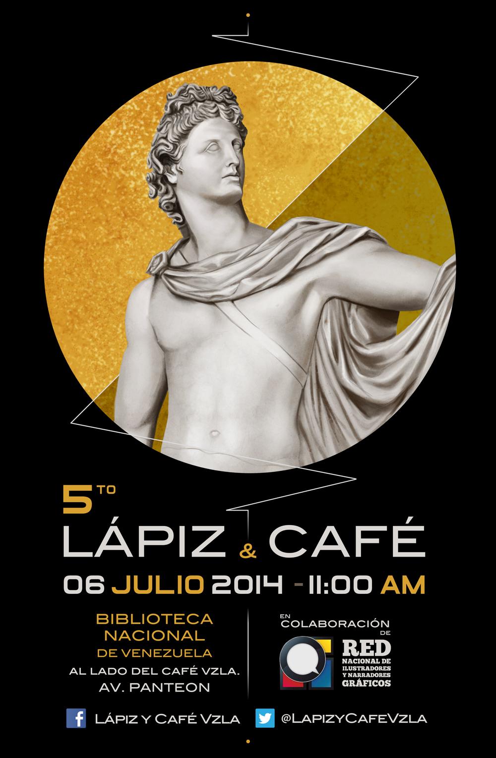 5to Lápiz y Café Venezuela - Julio 2014